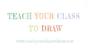 Teach Your Class to Draw free videos and downloads for primary school teachers.