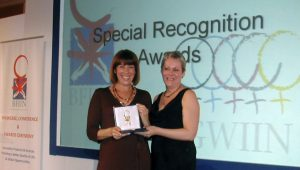 In 2008, Julie Angel received a special recognition BIFFIN Award for Learn to Paint Watercolour.