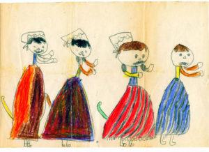 Julie's drawing